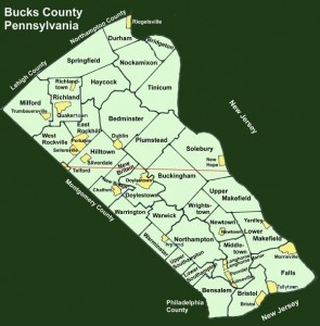 What neighborhoods in Bucks County should I be focusing on?