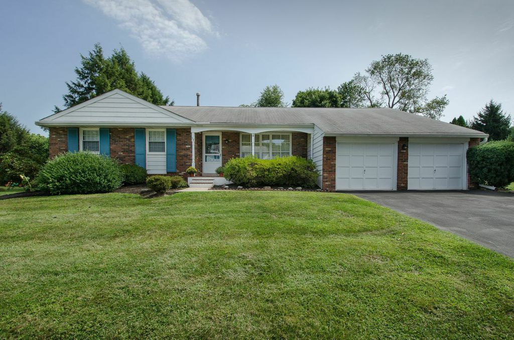 lovely ranch for sale in yardley borough pa real estate