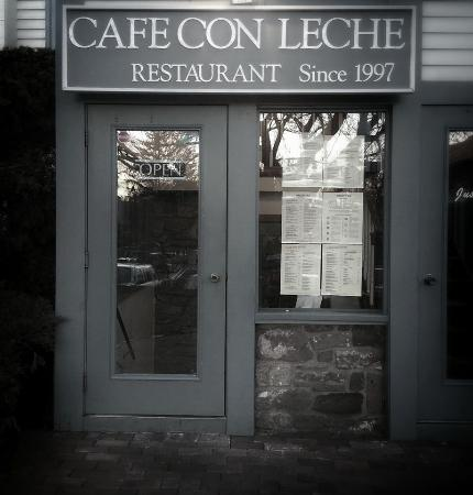 Cafe Con Leche | 16 State Street | (215) 579-1020
